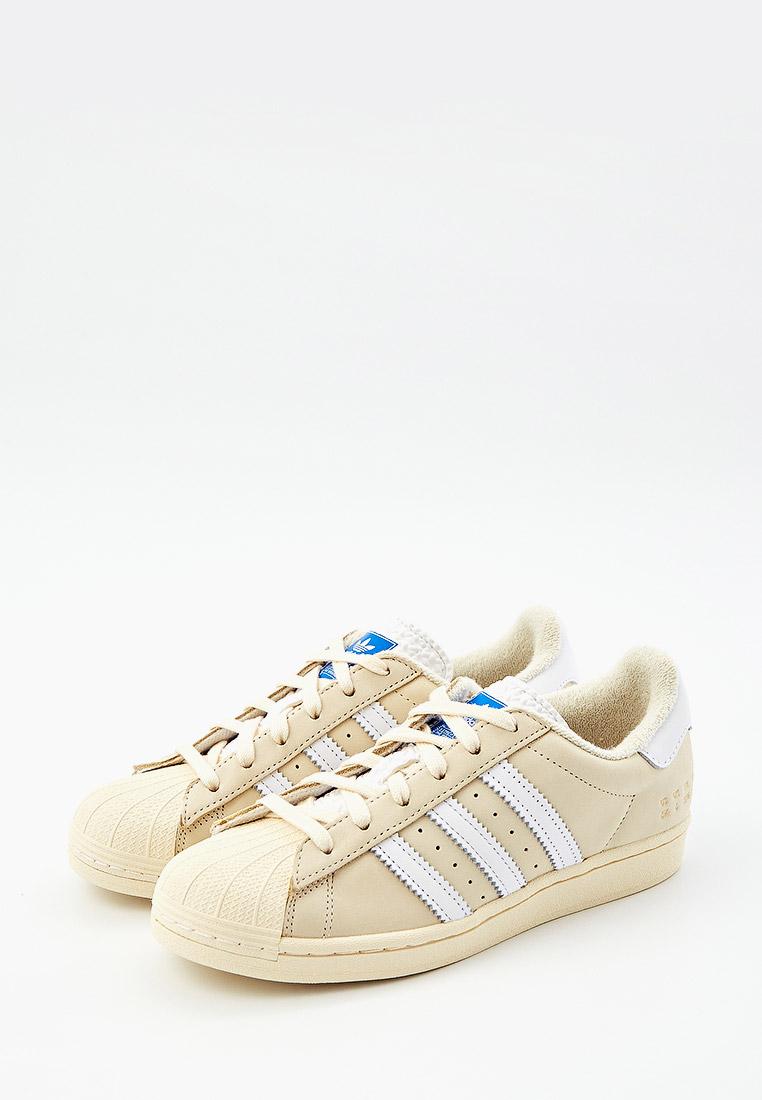 Мужские кеды Adidas Originals (Адидас Ориджиналс) H05658: изображение 2