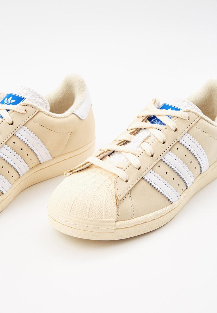 Мужские кеды Adidas Originals (Адидас Ориджиналс) H05658: изображение 3