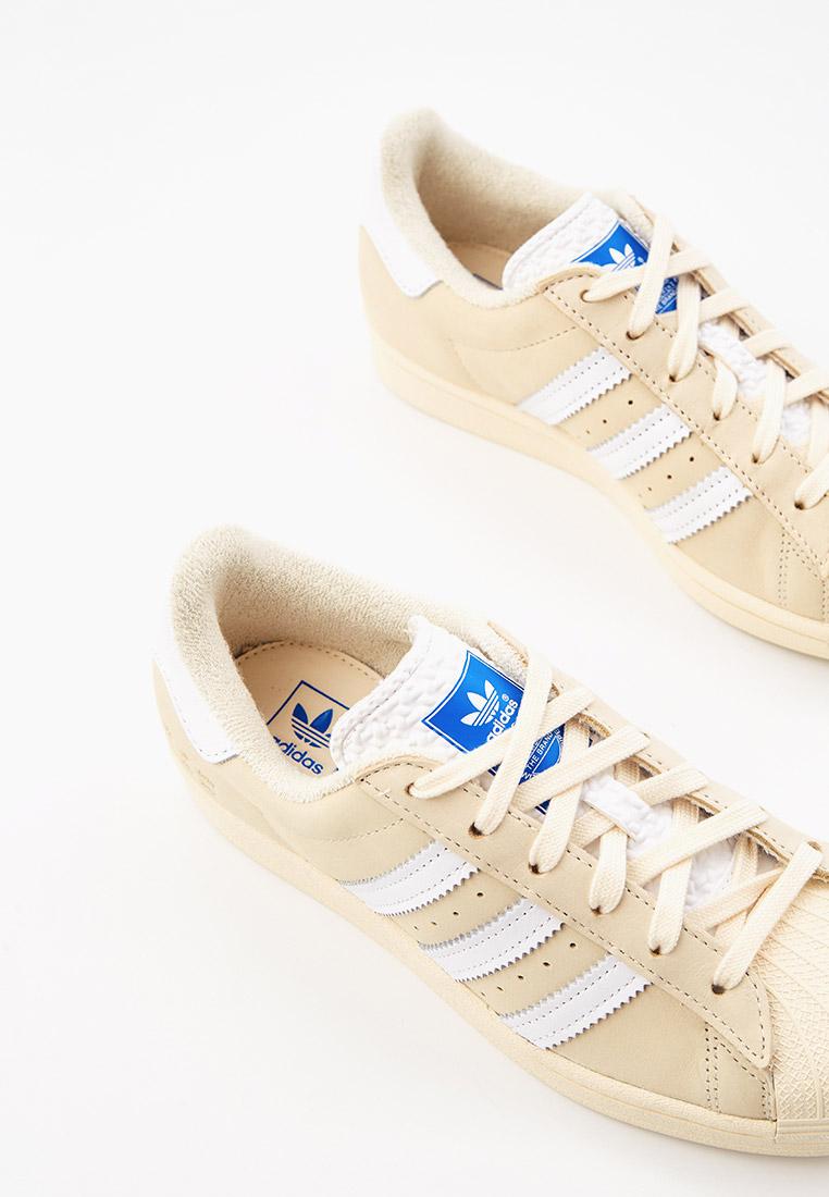 Мужские кеды Adidas Originals (Адидас Ориджиналс) H05658: изображение 4