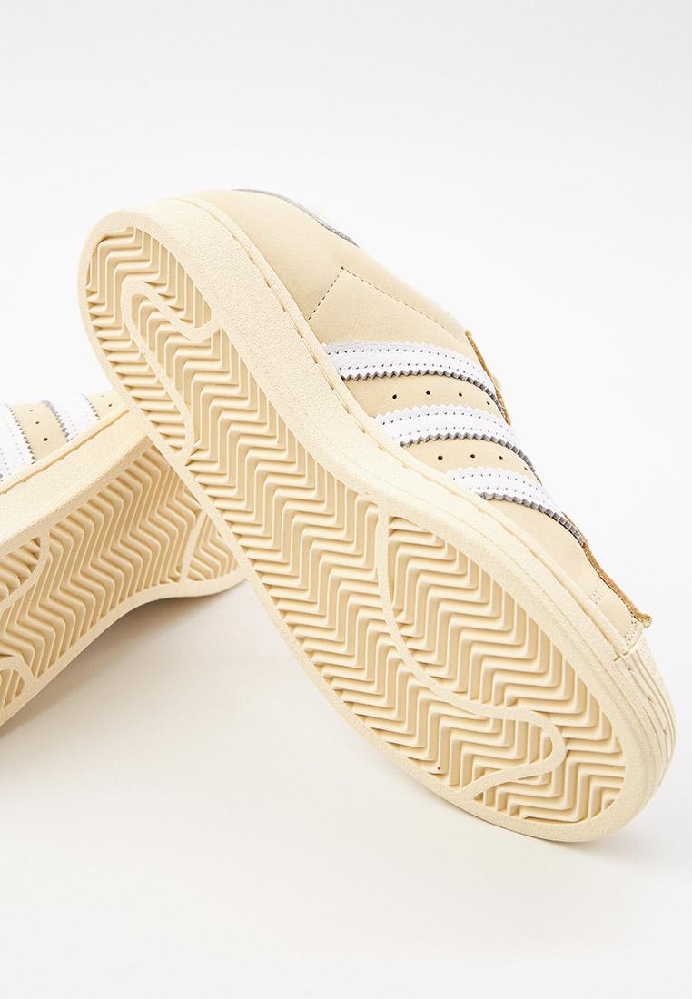 Мужские кеды Adidas Originals (Адидас Ориджиналс) H05658: изображение 5