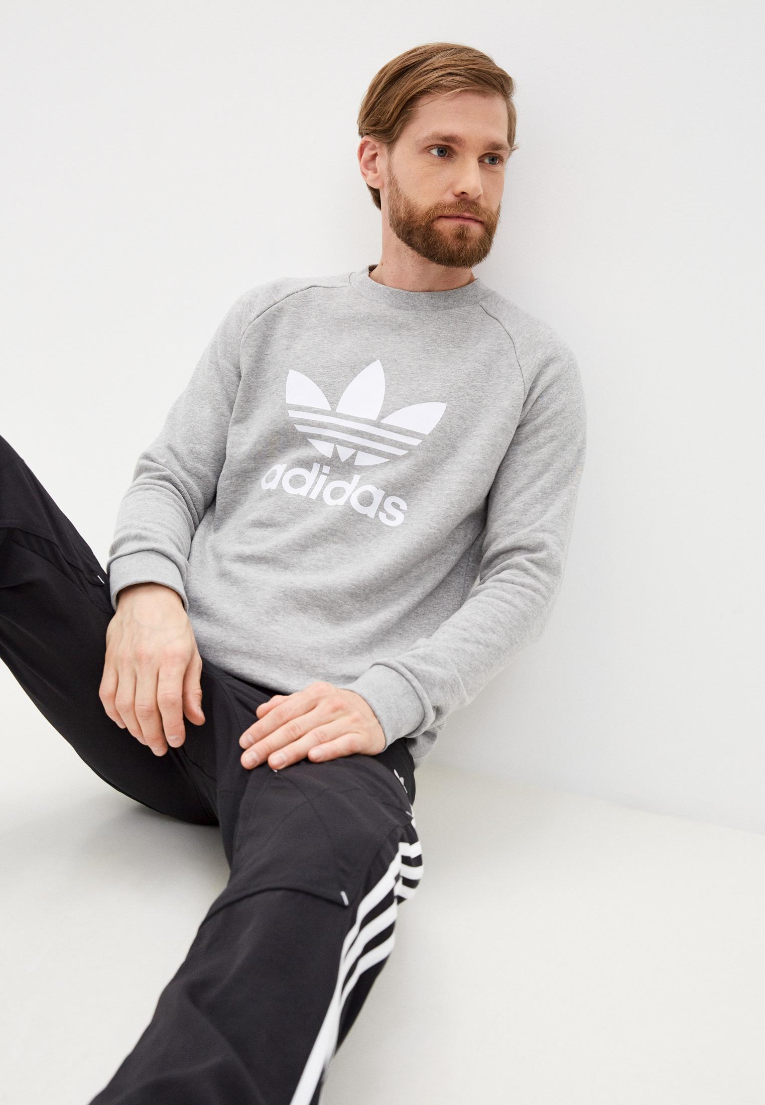 Толстовка Adidas Originals (Адидас Ориджиналс) Свитшот adidas Originals