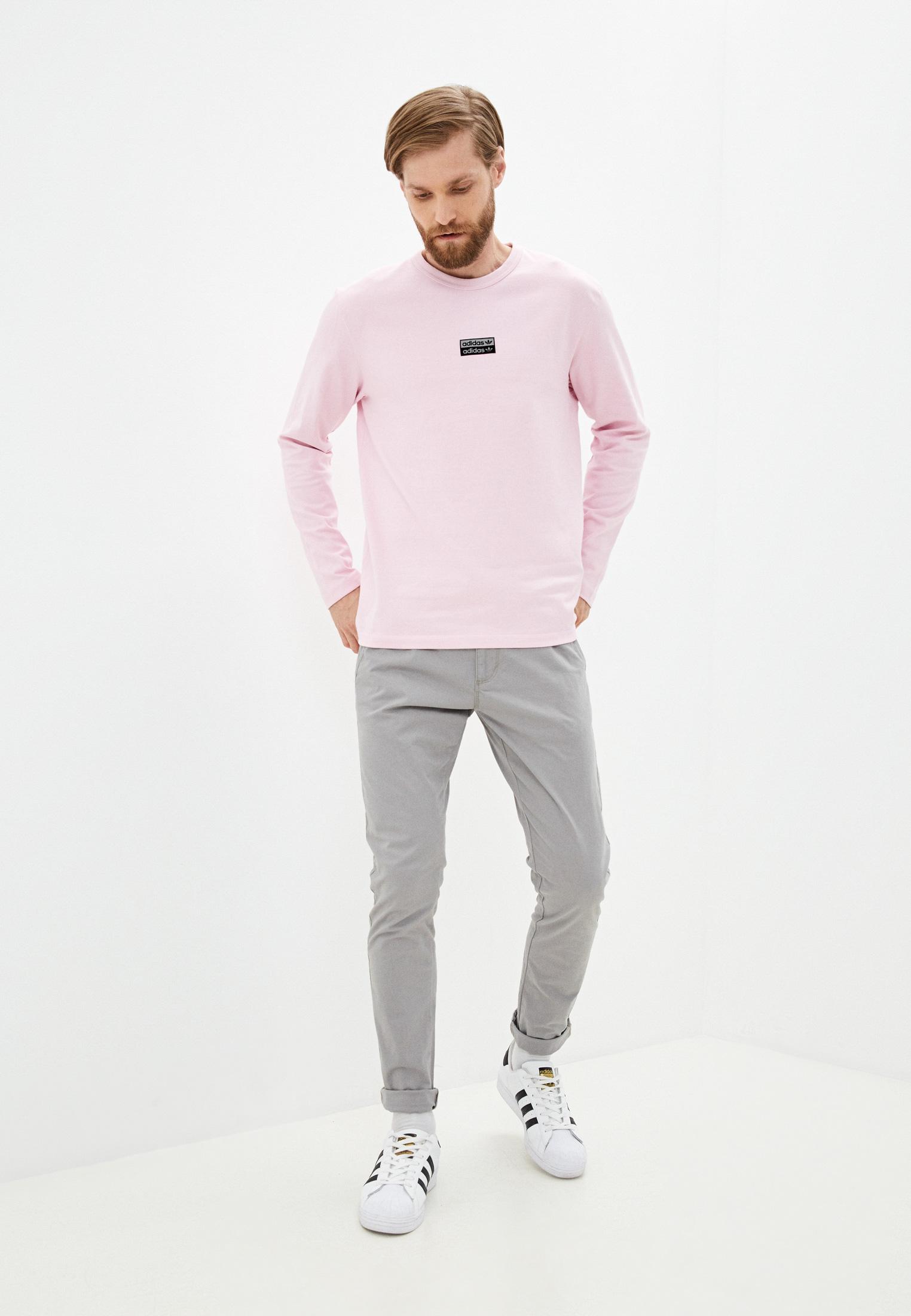Толстовка Adidas Originals (Адидас Ориджиналс) H11455: изображение 2