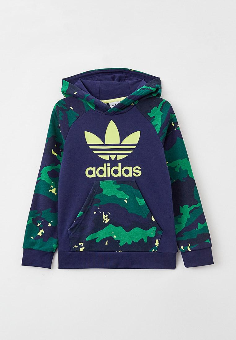 Толстовка Adidas Originals (Адидас Ориджиналс) H20312: изображение 1
