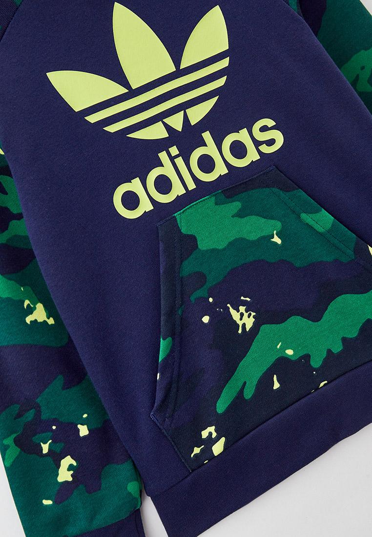 Толстовка Adidas Originals (Адидас Ориджиналс) H20312: изображение 3