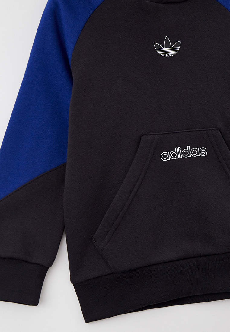 Толстовка Adidas Originals (Адидас Ориджиналс) H31212: изображение 3