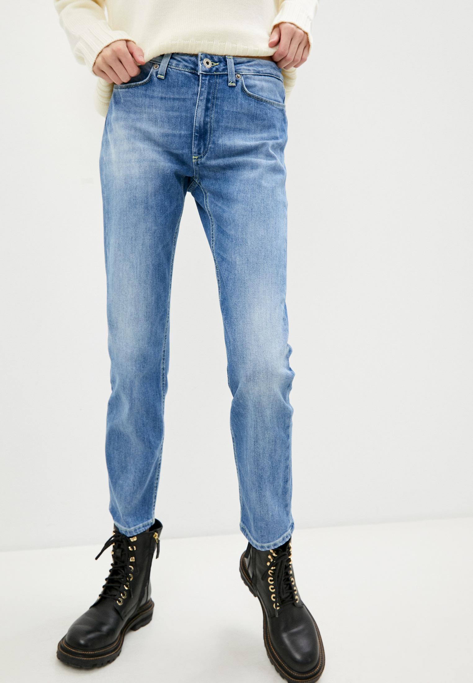 Зауженные джинсы DonDup DP527
