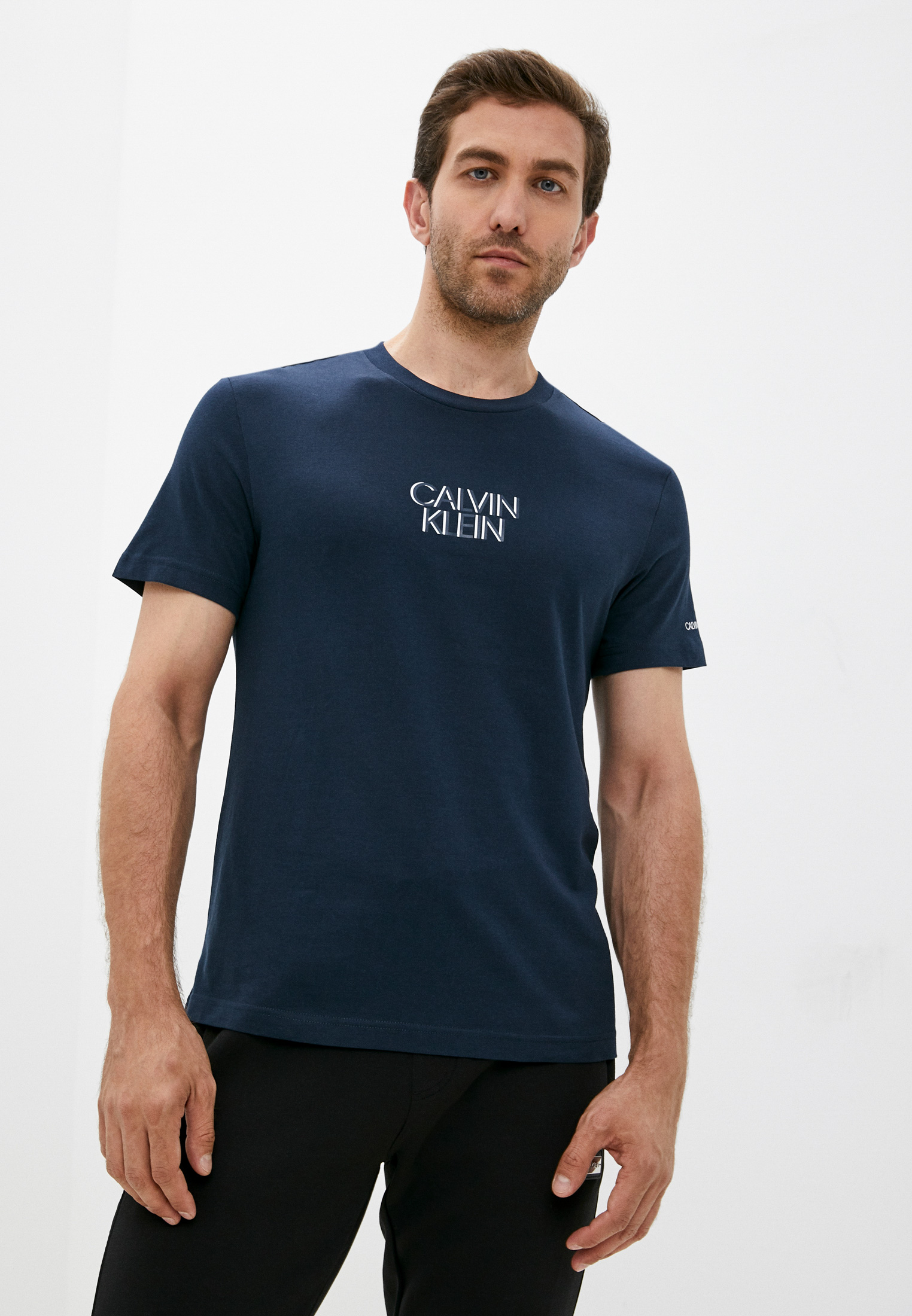 Мужская футболка Calvin Klein (Кельвин Кляйн) K10K106844