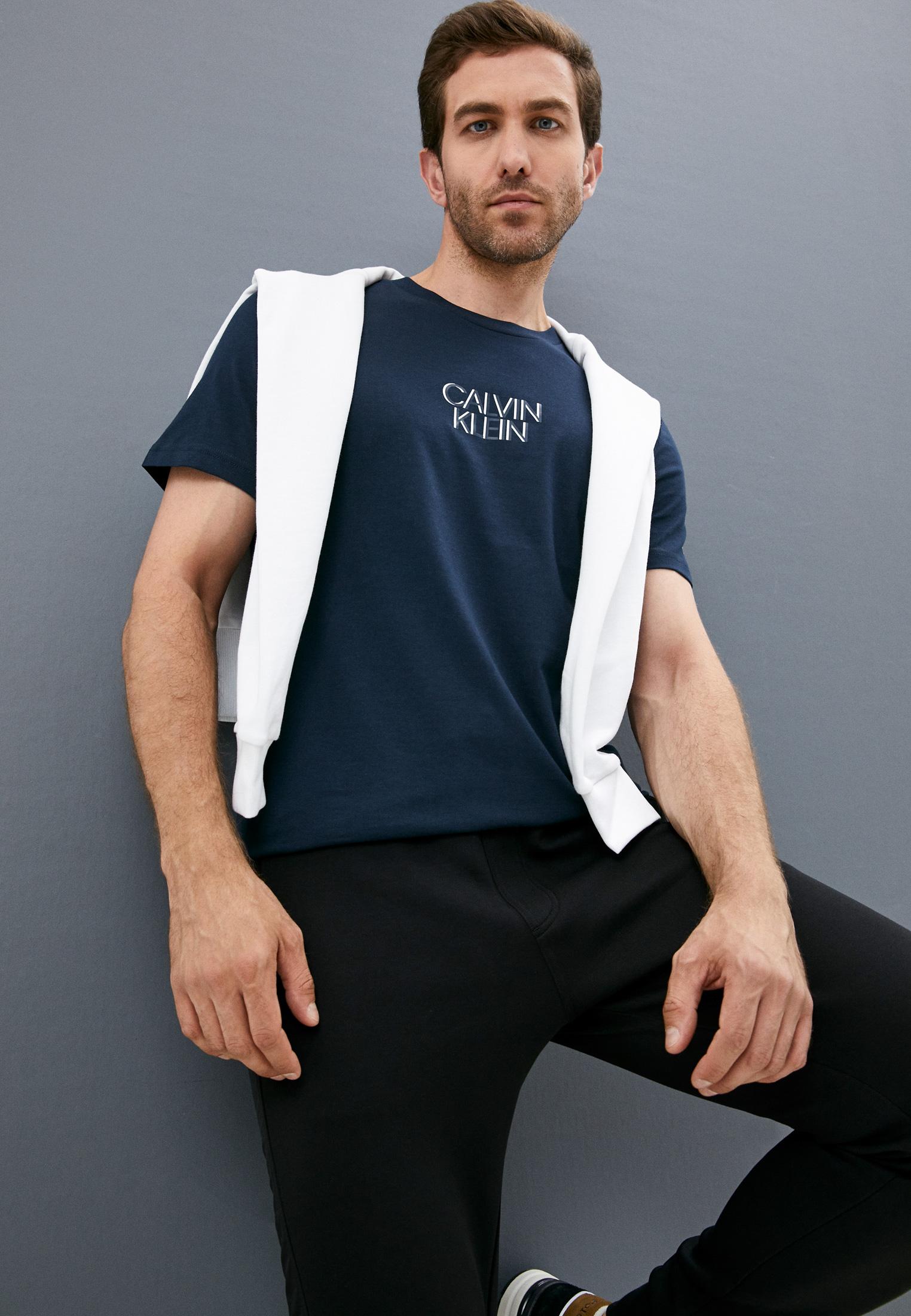 Футболка Calvin Klein (Кельвин Кляйн) K10K106844: изображение 2