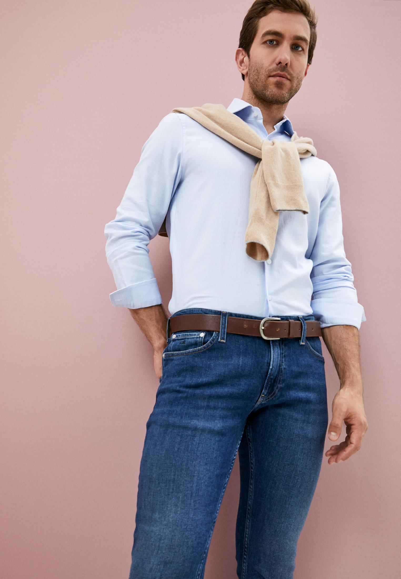 Зауженные джинсы Calvin Klein (Кельвин Кляйн) K10K107192: изображение 2