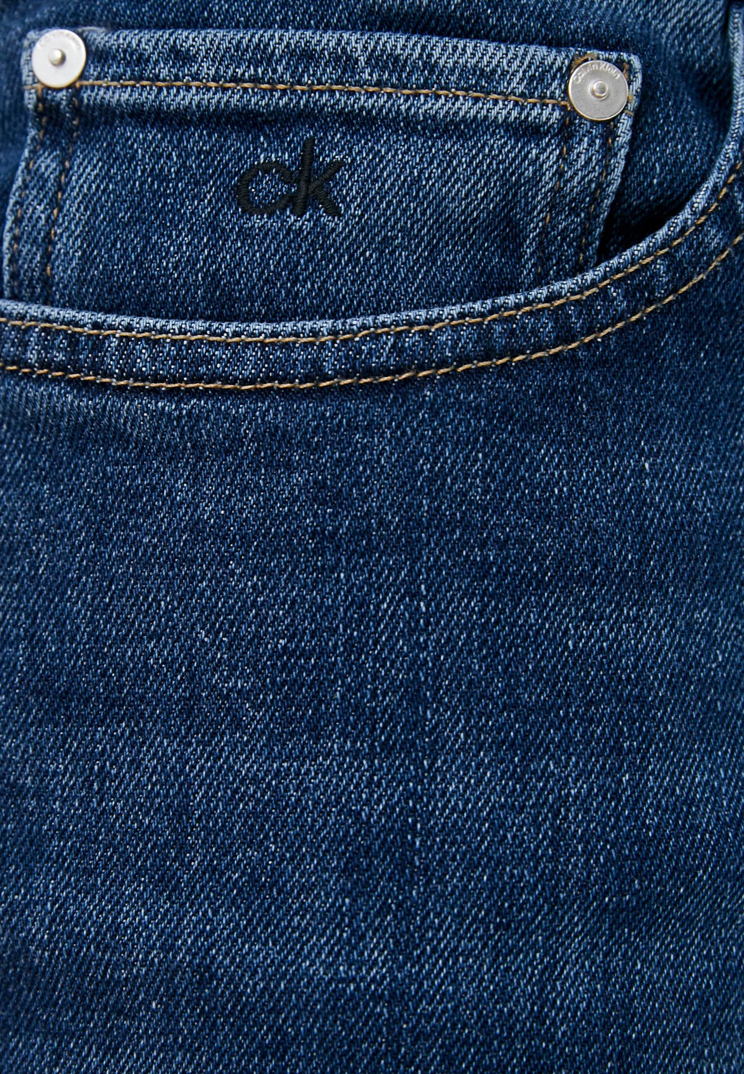 Зауженные джинсы Calvin Klein (Кельвин Кляйн) K10K107192: изображение 5