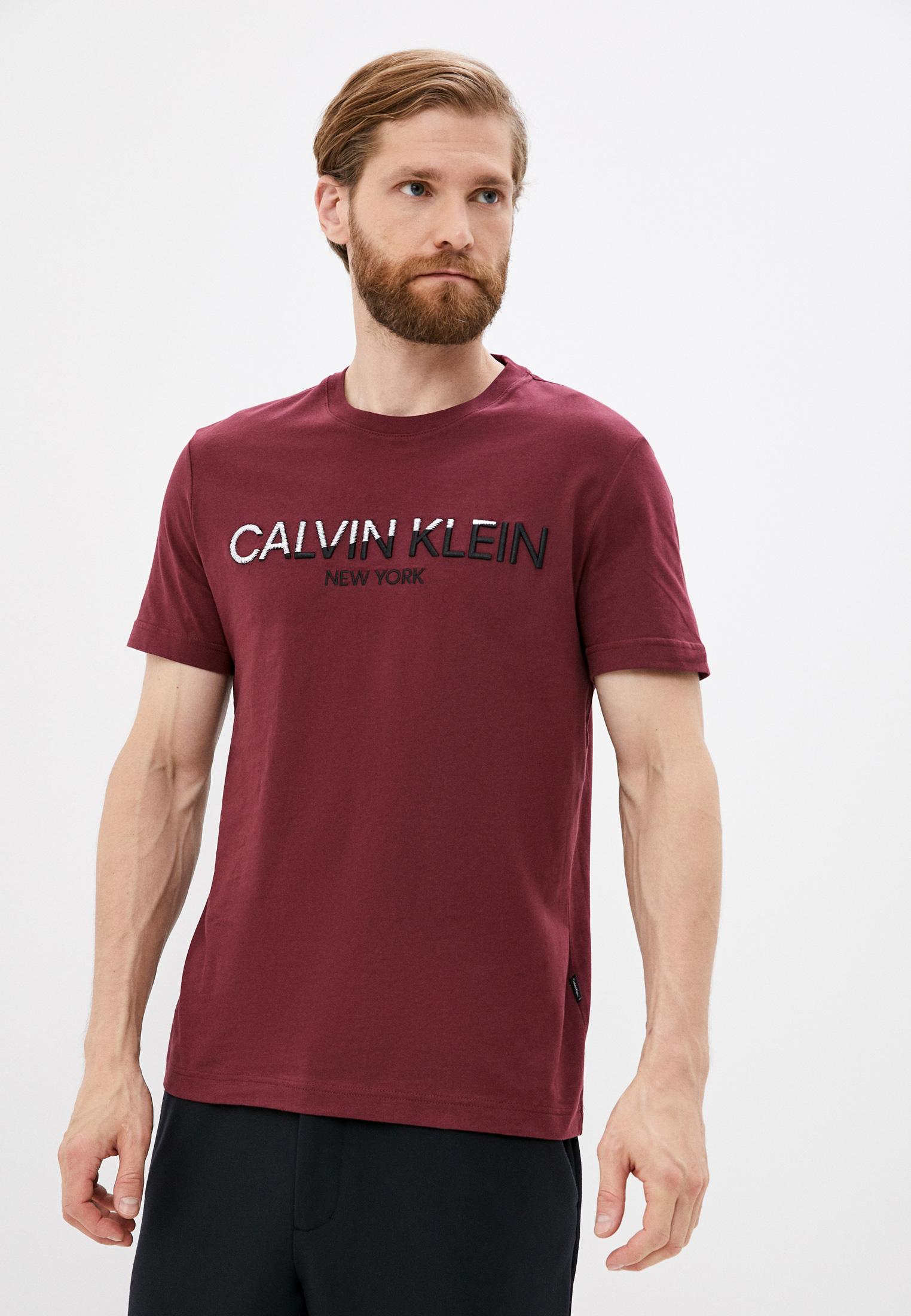 Футболка Calvin Klein (Кельвин Кляйн) Футболка Calvin Klein