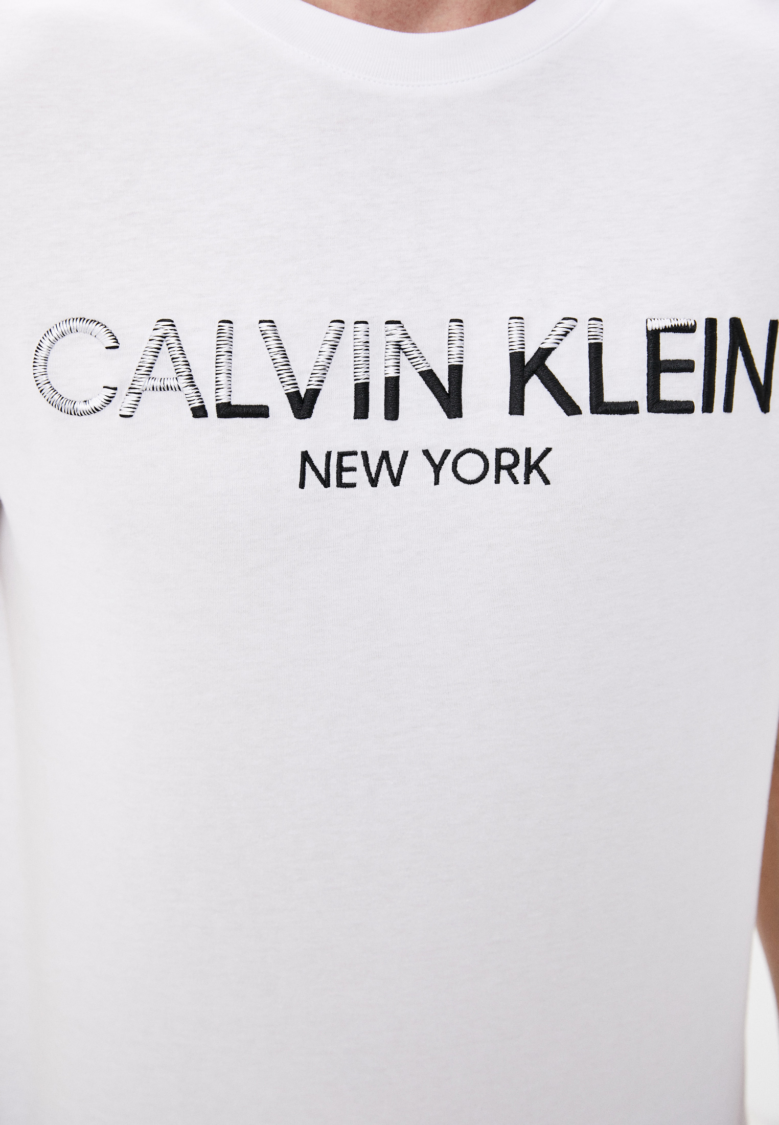 Футболка Calvin Klein (Кельвин Кляйн) K10K107247: изображение 5