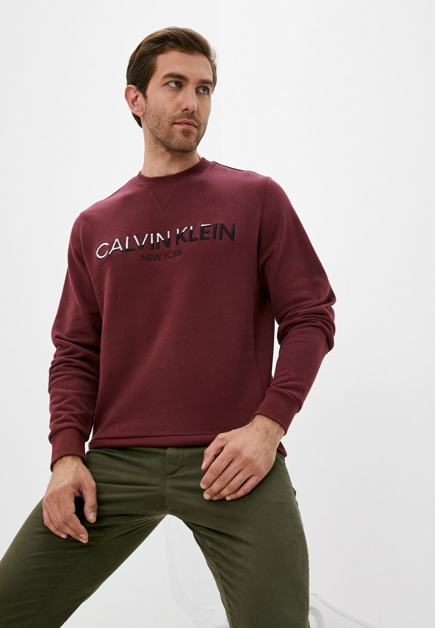 Свитер Calvin Klein (Кельвин Кляйн) K10K107253: изображение 1
