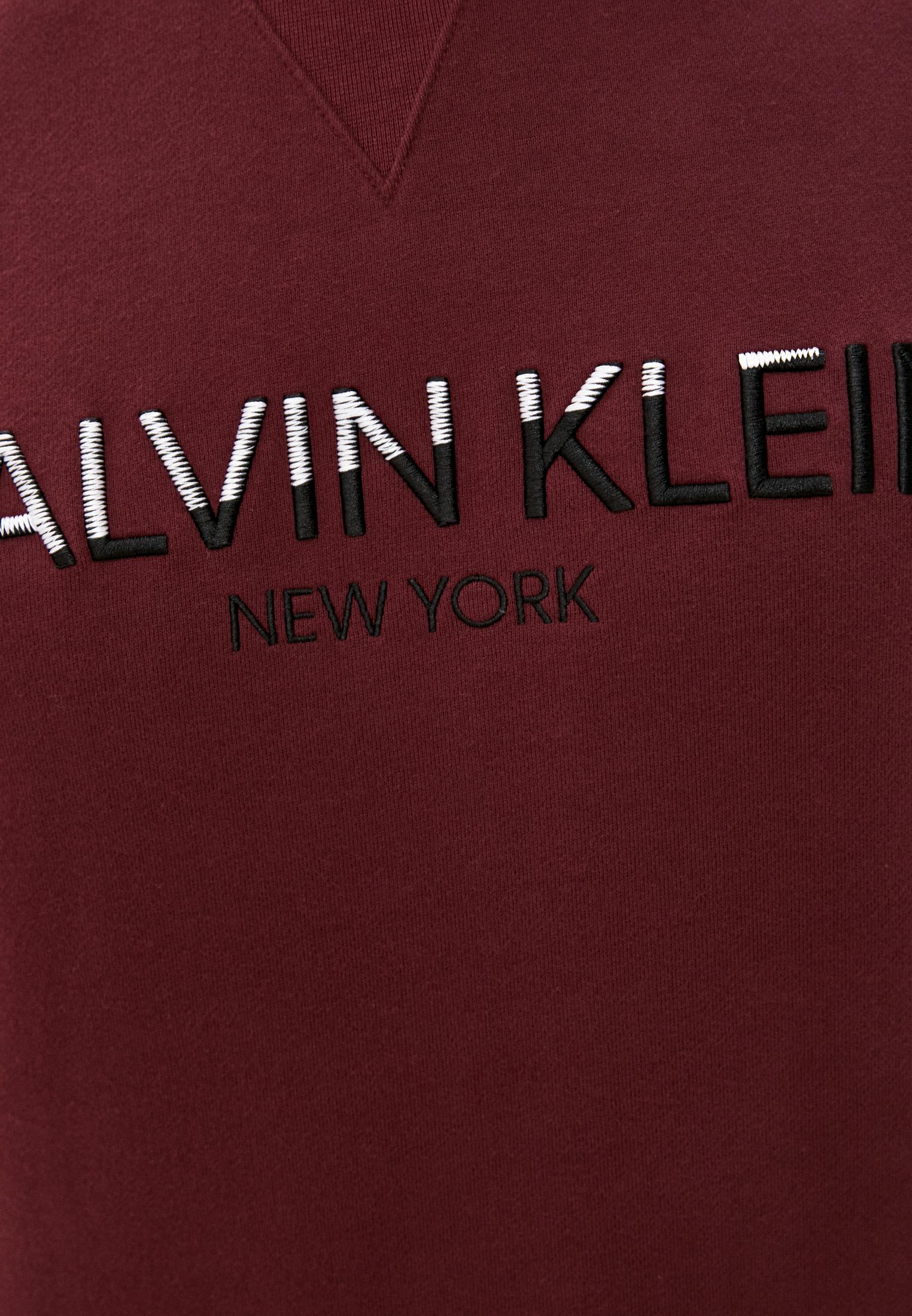 Свитер Calvin Klein (Кельвин Кляйн) K10K107253: изображение 5