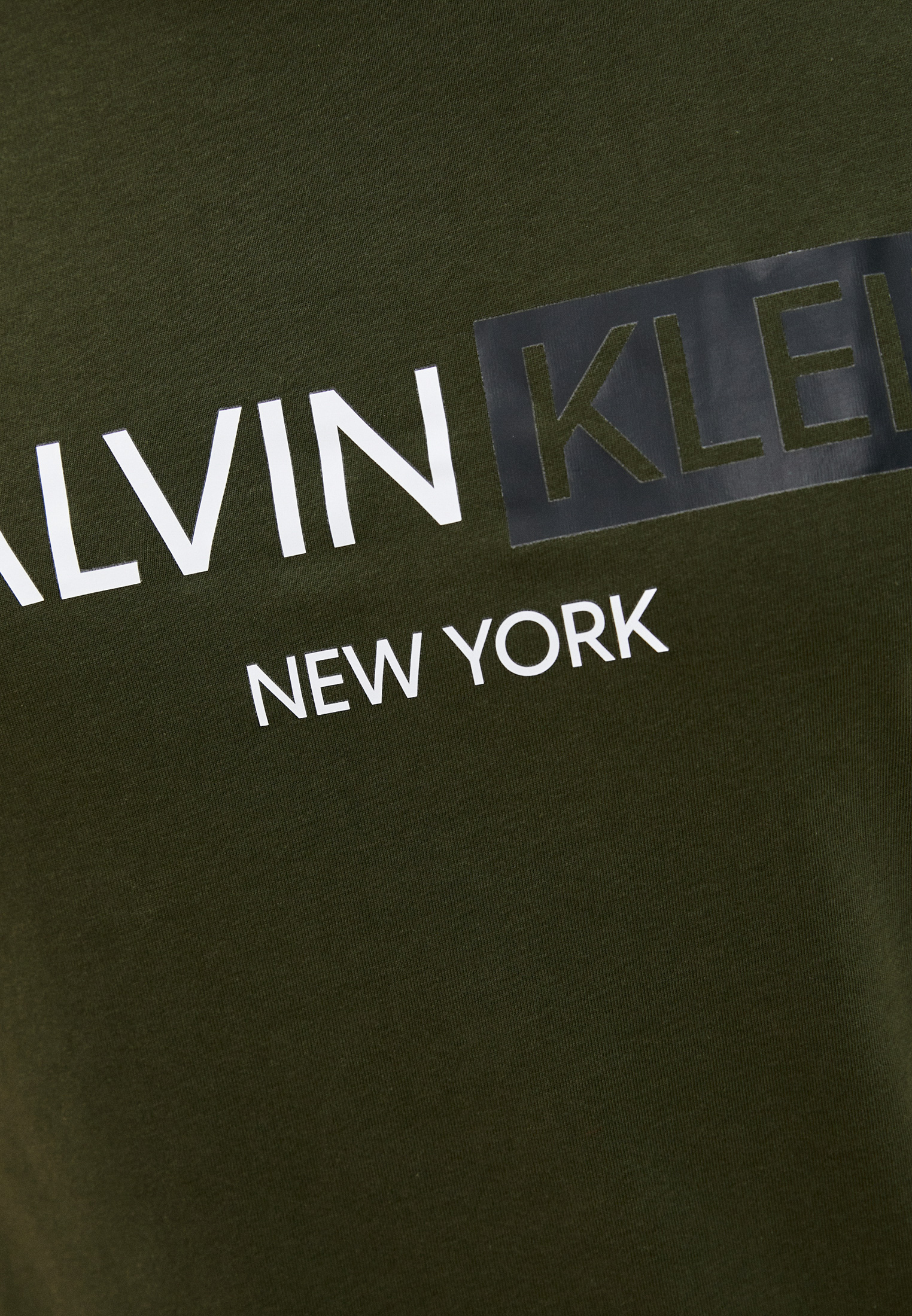 Футболка Calvin Klein (Кельвин Кляйн) K10K107256: изображение 5