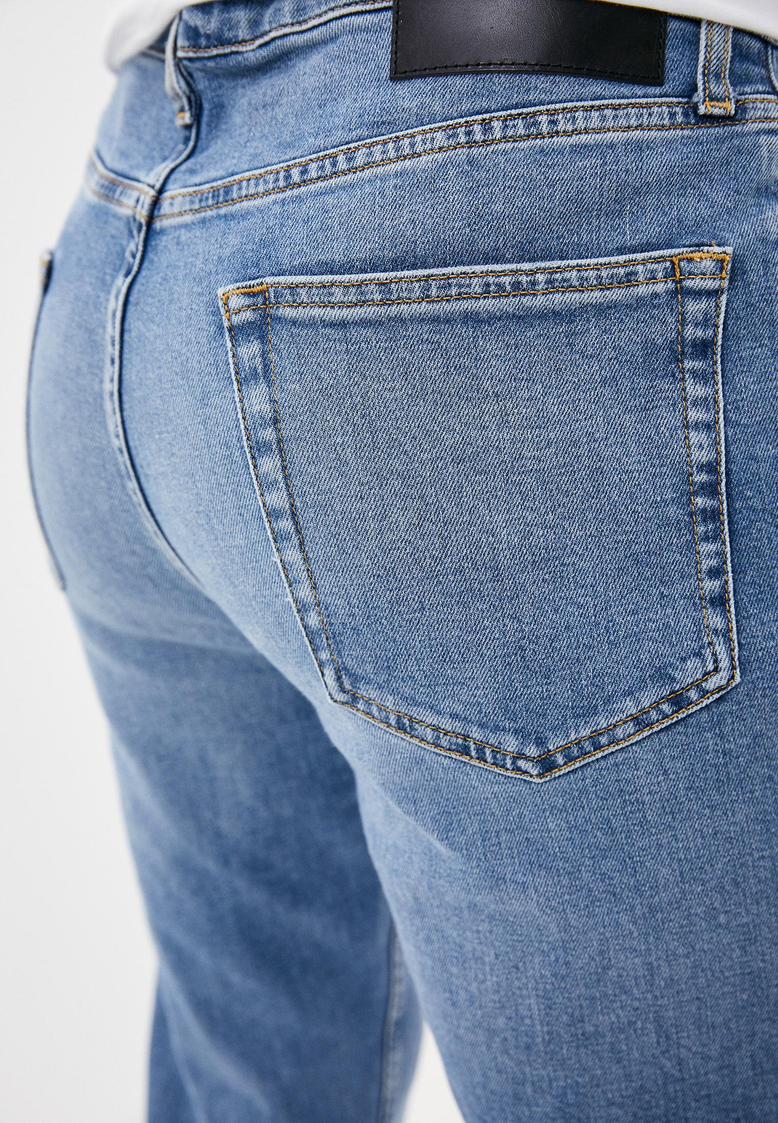 Зауженные джинсы Calvin Klein (Кельвин Кляйн) K10K107283: изображение 5