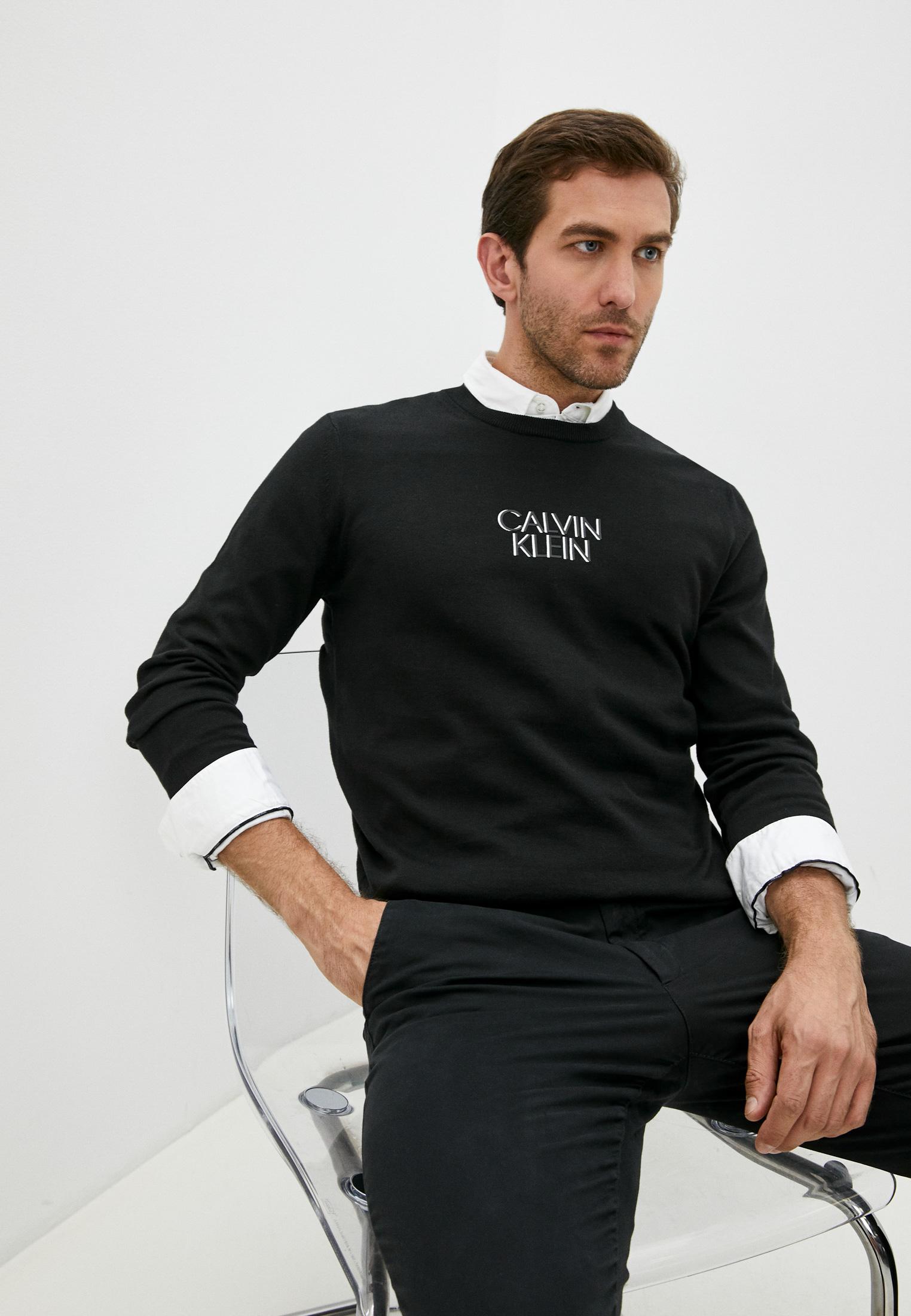 Джемпер Calvin Klein (Кельвин Кляйн) K10K107339: изображение 1