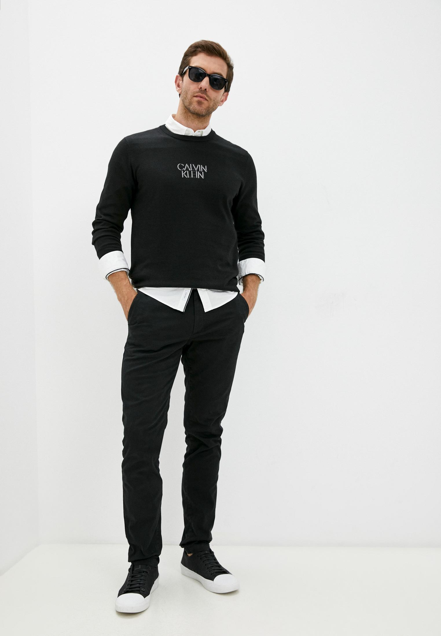 Джемпер Calvin Klein (Кельвин Кляйн) K10K107339: изображение 3
