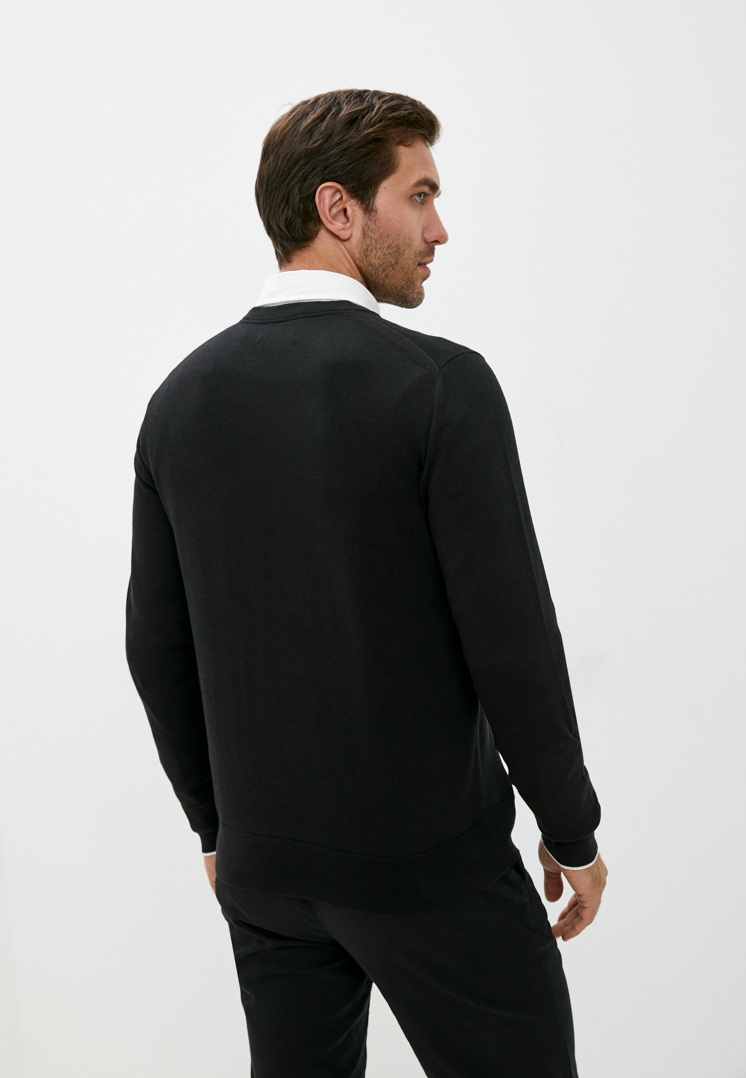 Джемпер Calvin Klein (Кельвин Кляйн) K10K107339: изображение 4