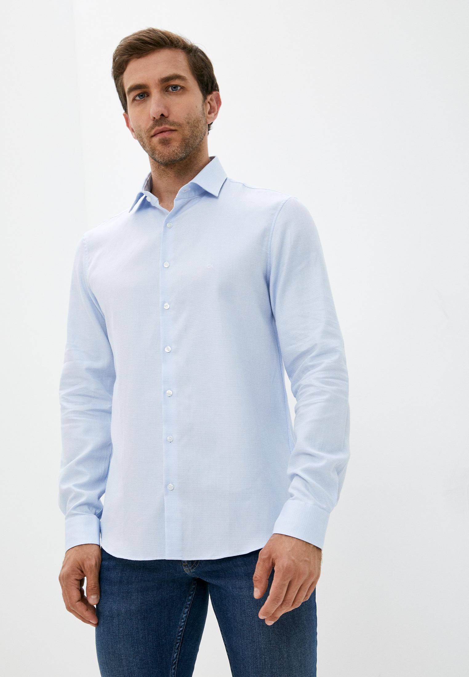 Рубашка с длинным рукавом Calvin Klein (Кельвин Кляйн) k10k107348