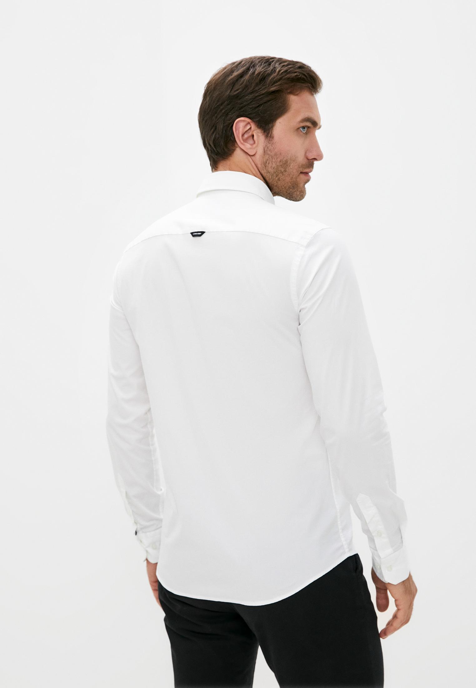 Рубашка с длинным рукавом Calvin Klein (Кельвин Кляйн) K10K107783: изображение 4