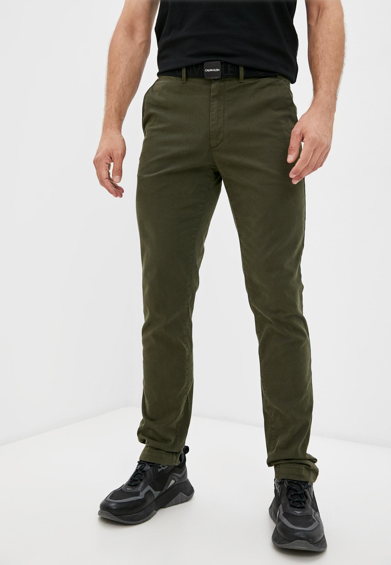 Мужские повседневные брюки Calvin Klein (Кельвин Кляйн) K10K107785: изображение 1