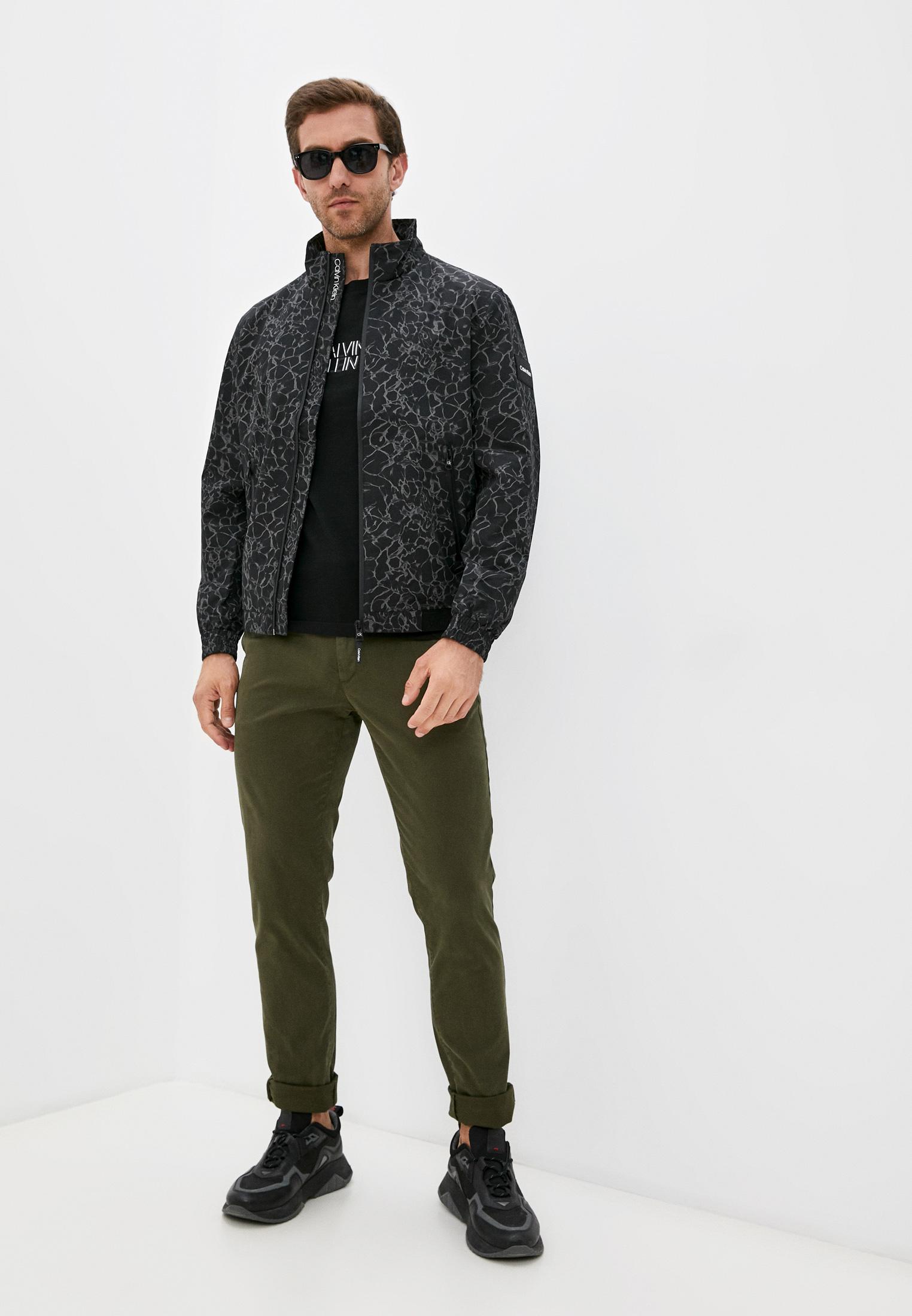 Мужские повседневные брюки Calvin Klein (Кельвин Кляйн) K10K107785: изображение 3