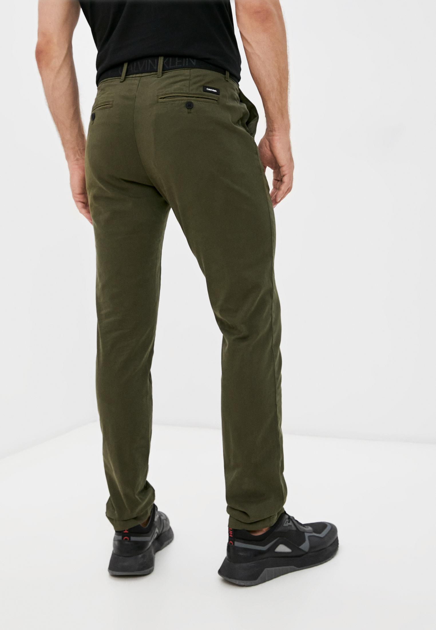 Мужские повседневные брюки Calvin Klein (Кельвин Кляйн) K10K107785: изображение 4