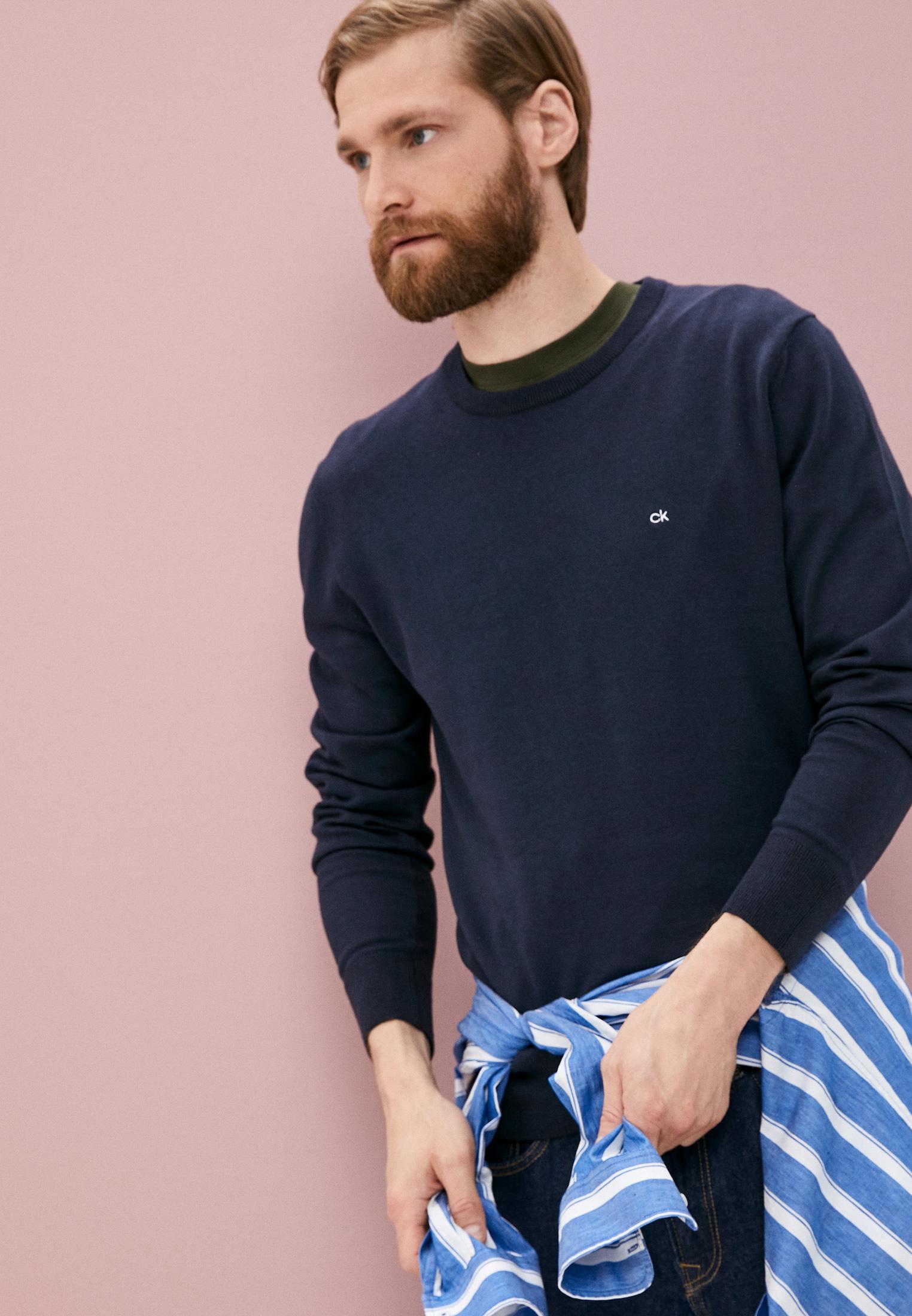 Джемпер Calvin Klein (Кельвин Кляйн) K10K107807: изображение 2
