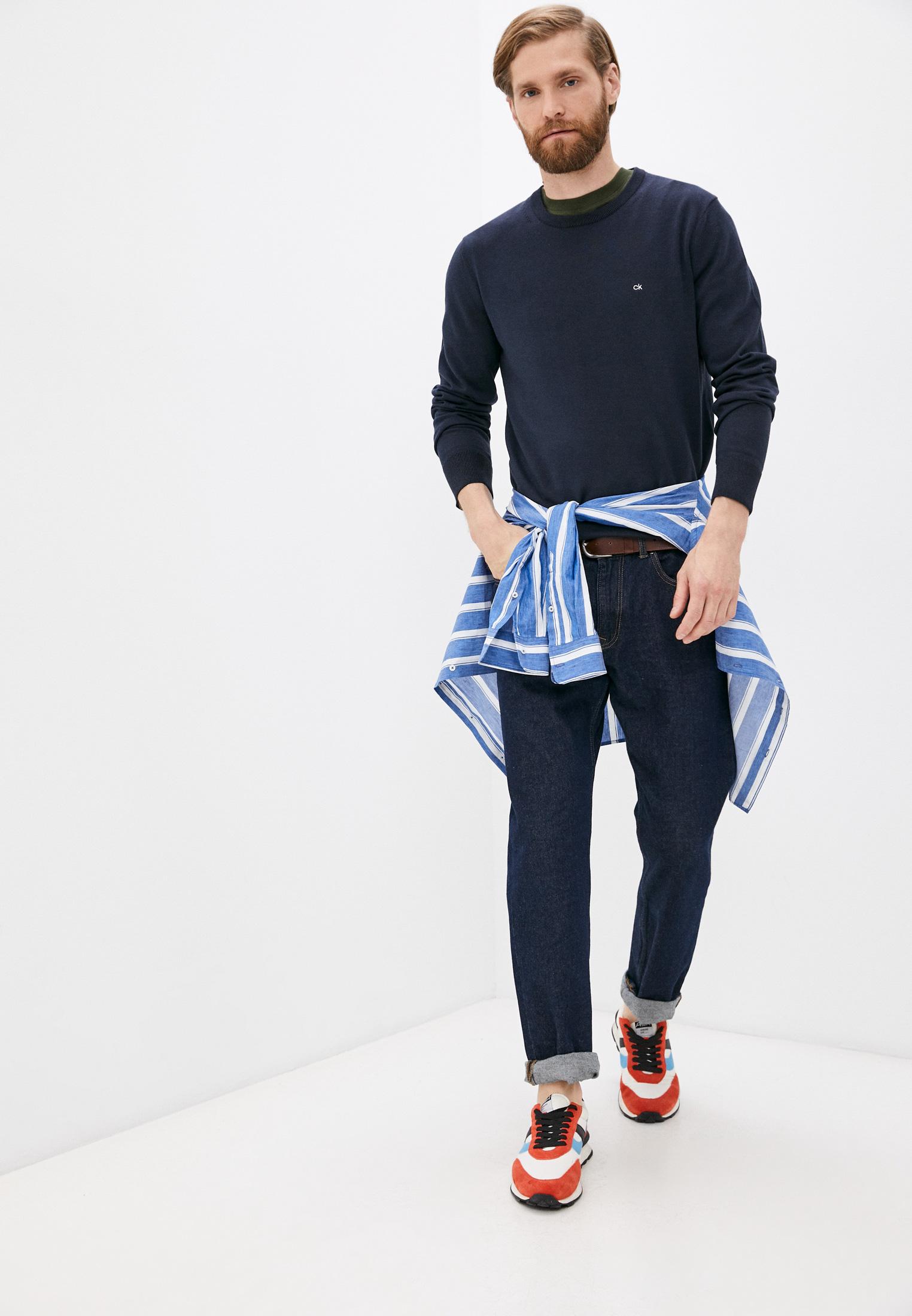 Джемпер Calvin Klein (Кельвин Кляйн) K10K107807: изображение 3