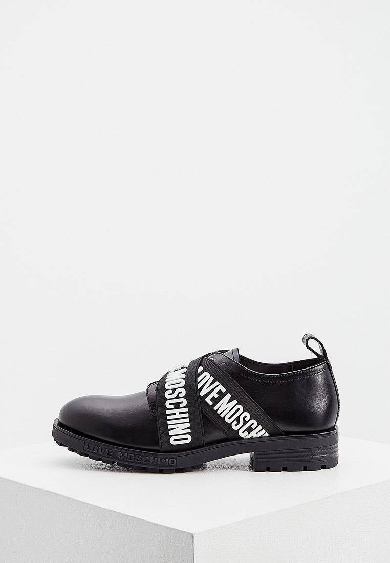 Женские ботинки Love Moschino JA10114G1DIA0