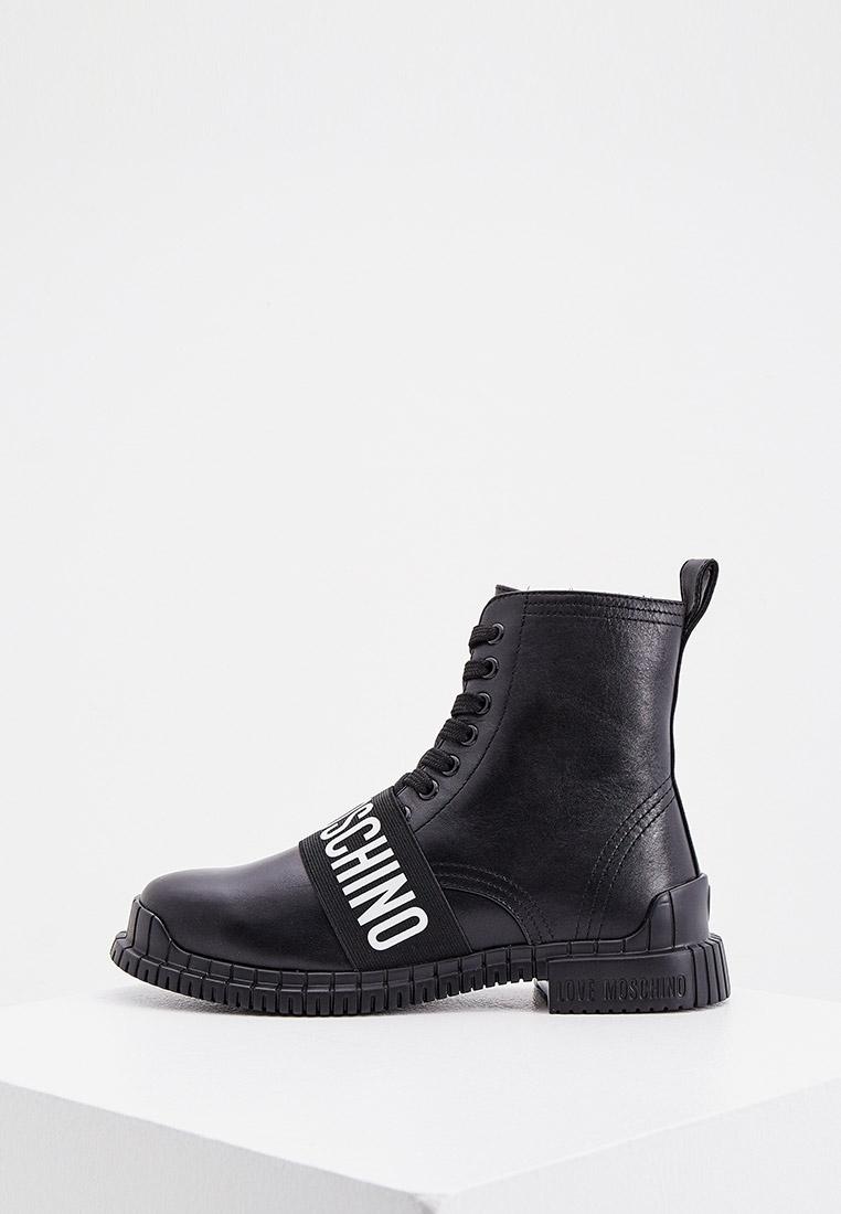 Женские ботинки Love Moschino JA24023G1DIA0