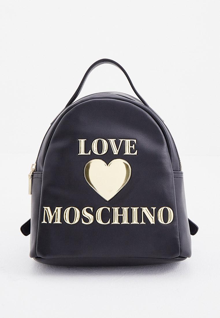 Городской рюкзак Love Moschino (Лав Москино) JC4053PP1DLF0