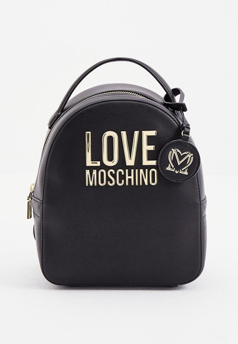Городской рюкзак Love Moschino (Лав Москино) JC4101PP1DLJ0