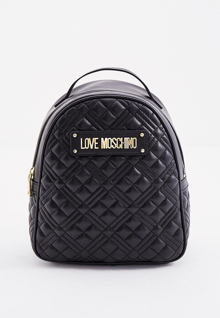 Городской рюкзак Love Moschino (Лав Москино) JC4134PP1DLA0