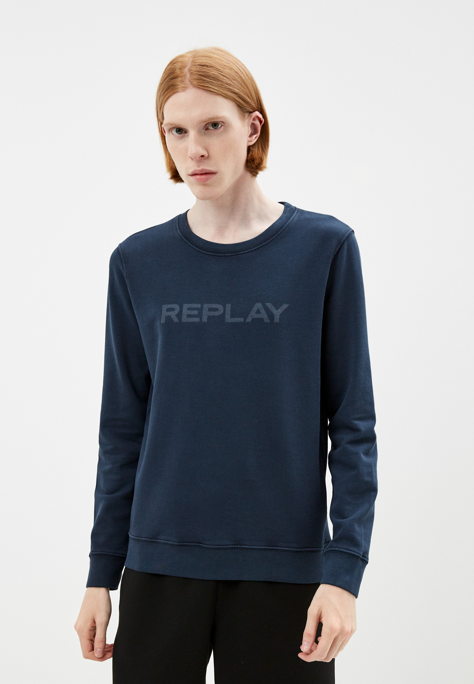 Свитер Replay (Реплей) Свитшот Replay