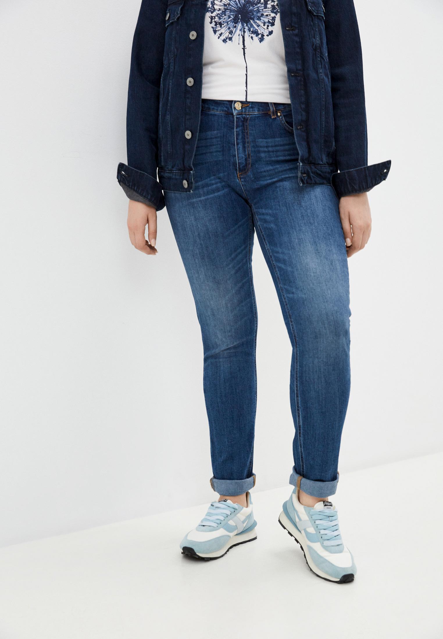 Зауженные джинсы Marina Rinaldi Sport 5183281