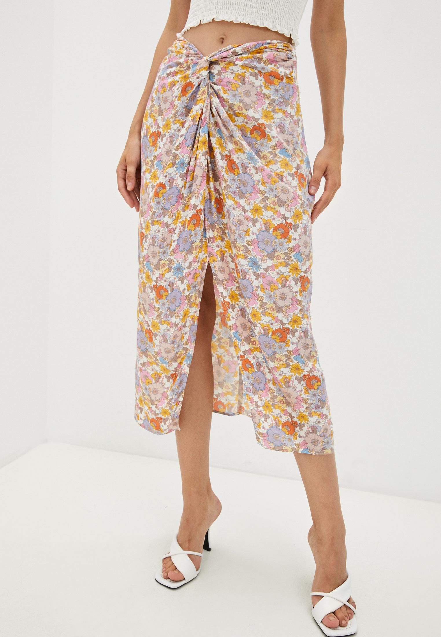 Прямая юбка Mango (Манго) 17000757