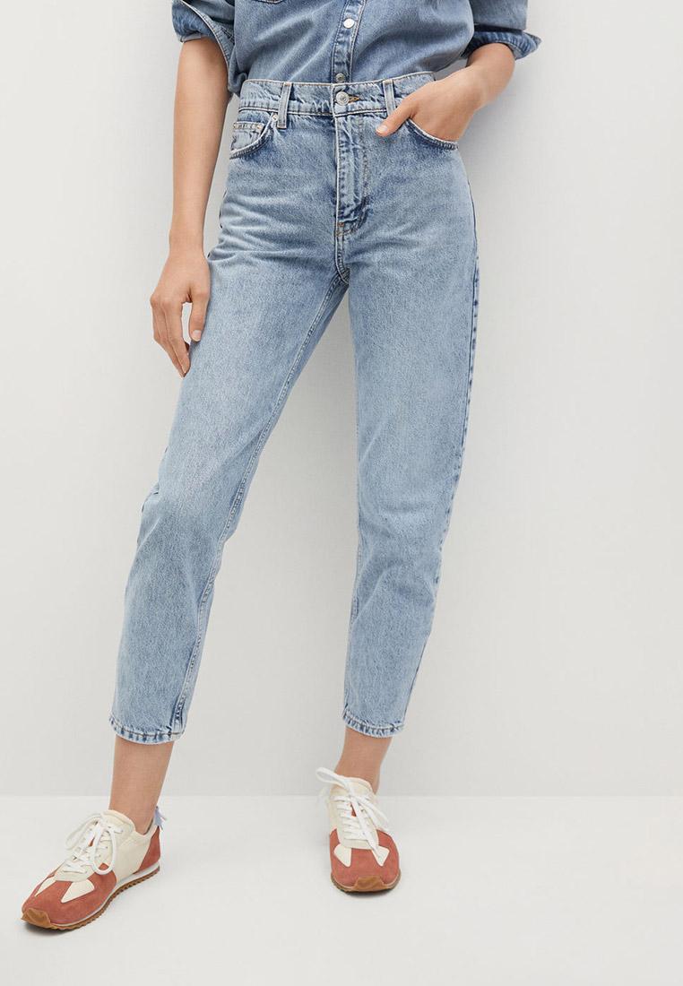 Зауженные джинсы Mango (Манго) 17081097