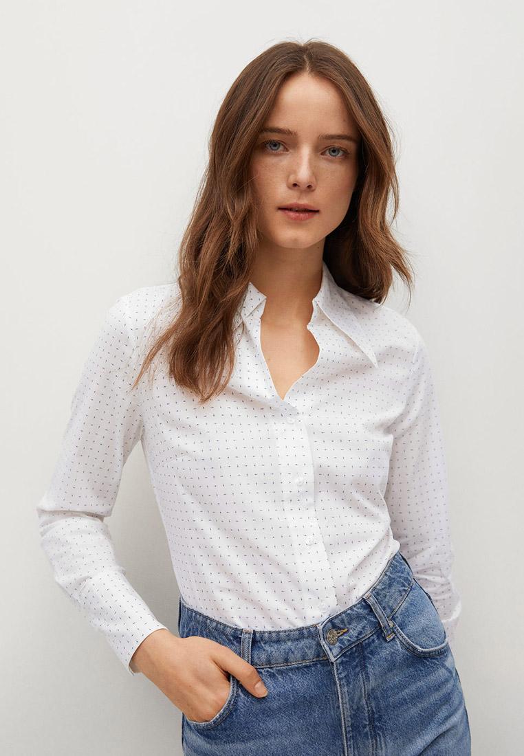 Женские рубашки с длинным рукавом Mango (Манго) 17010097