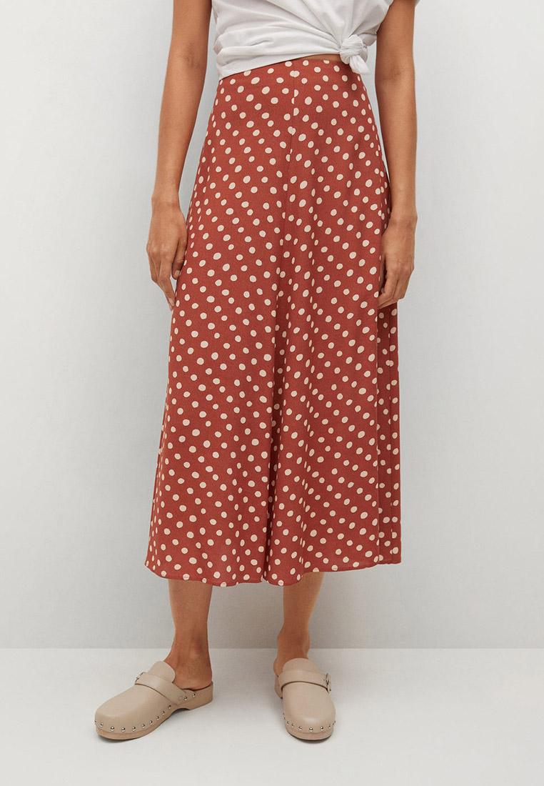 Широкая юбка Mango (Манго) 17040765