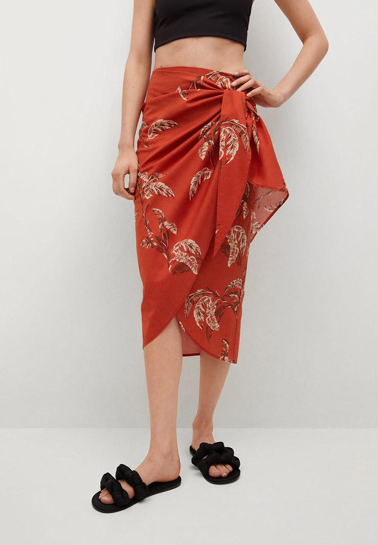 Прямая юбка Mango (Манго) Юбка Mango