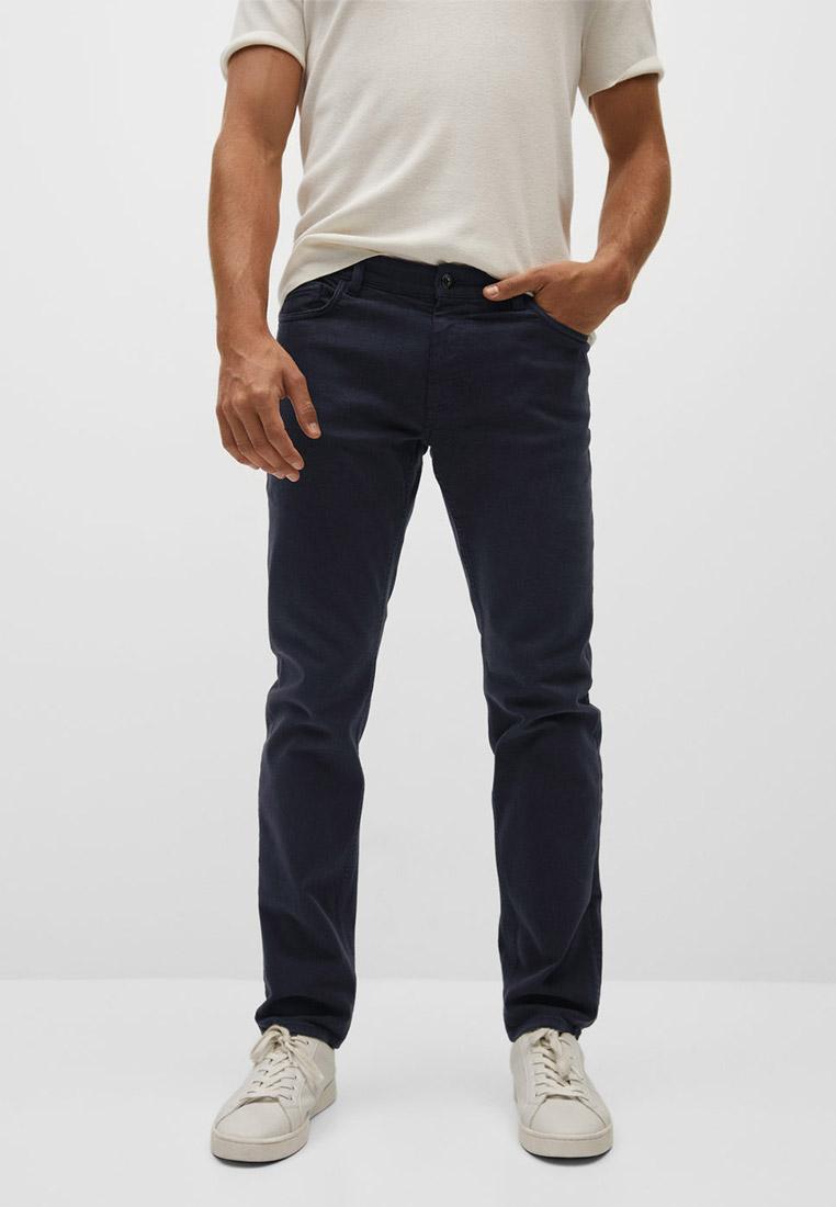 Мужские повседневные брюки Mango Man 17000504