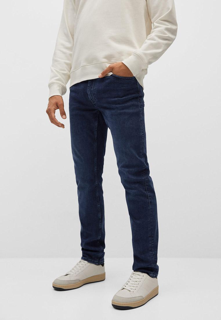 Зауженные джинсы Mango Man Джинсы Mango Man