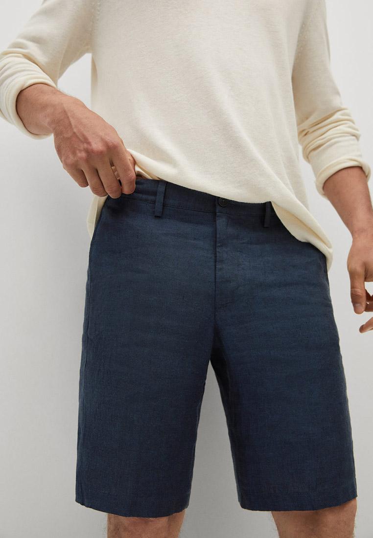 Мужские повседневные шорты Mango Man 17010039