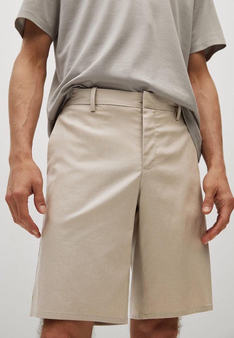 Мужские повседневные шорты Mango Man Шорты Mango Man