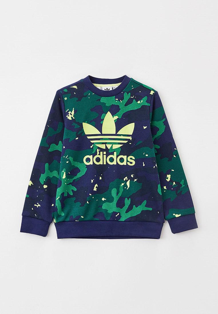 Толстовка Adidas Originals (Адидас Ориджиналс) H20300: изображение 1