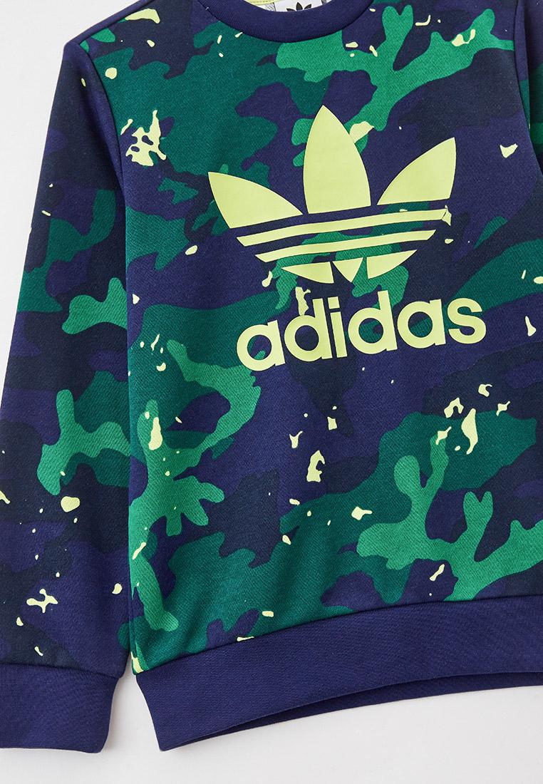 Толстовка Adidas Originals (Адидас Ориджиналс) H20300: изображение 3