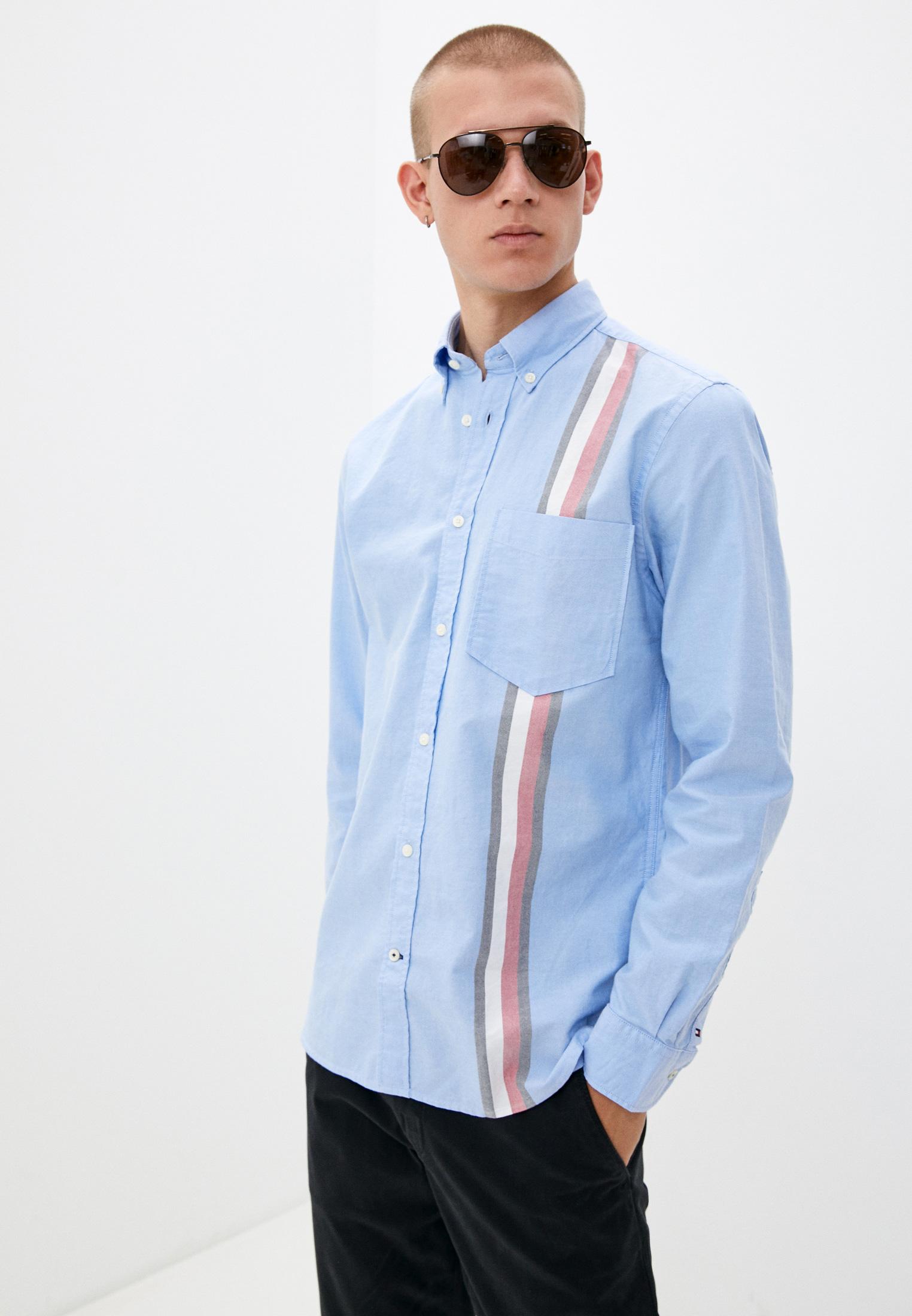 Рубашка с длинным рукавом Tommy Hilfiger (Томми Хилфигер) MW0MW19397