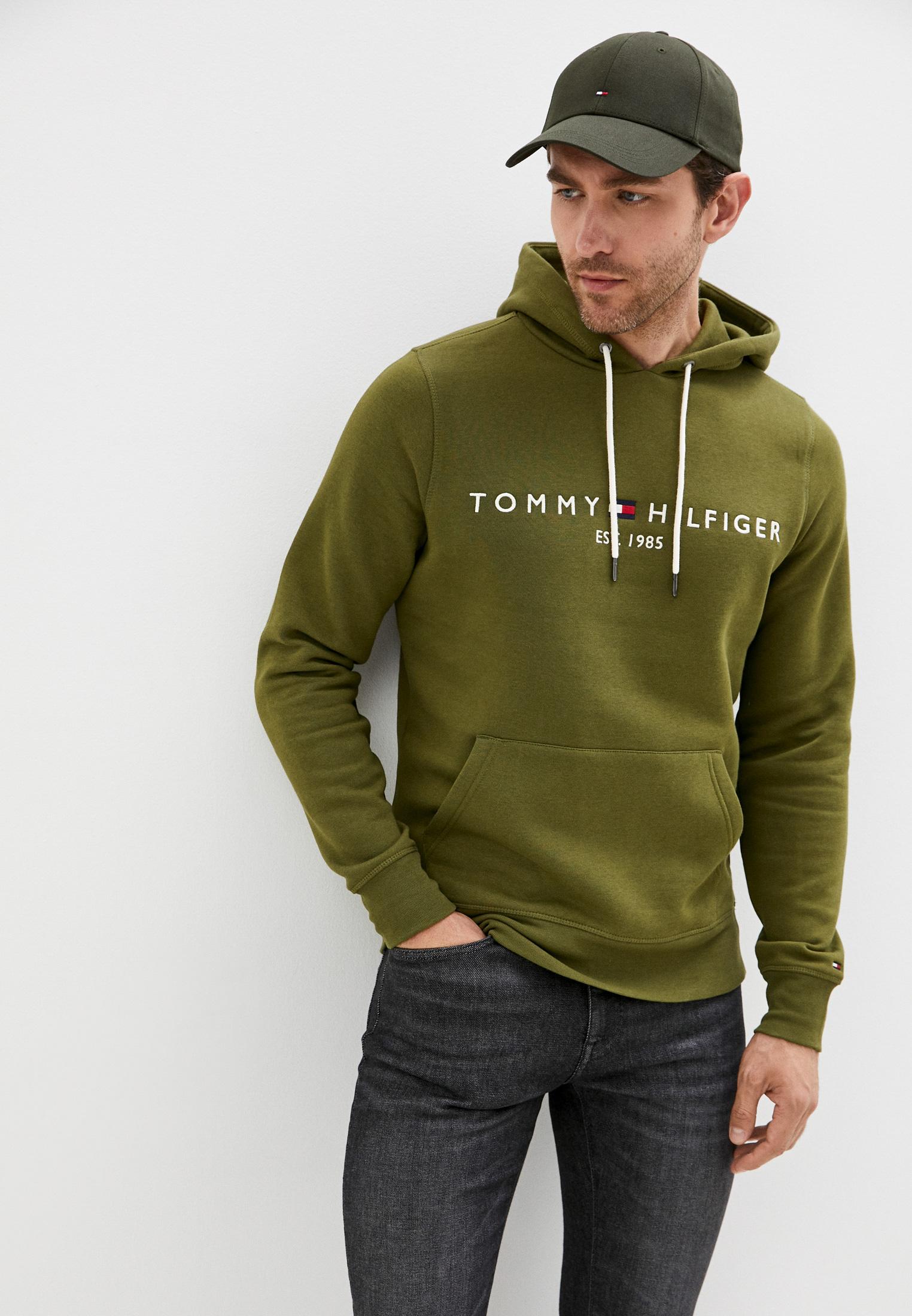 Мужские худи Tommy Hilfiger (Томми Хилфигер) MW0MW11599